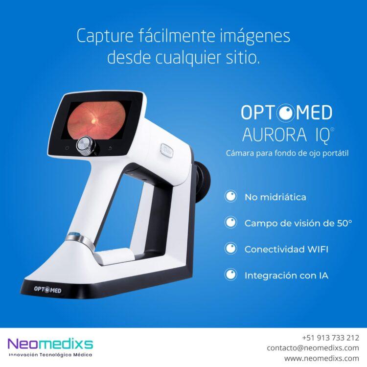 Neomedixs Aurora de Optomed