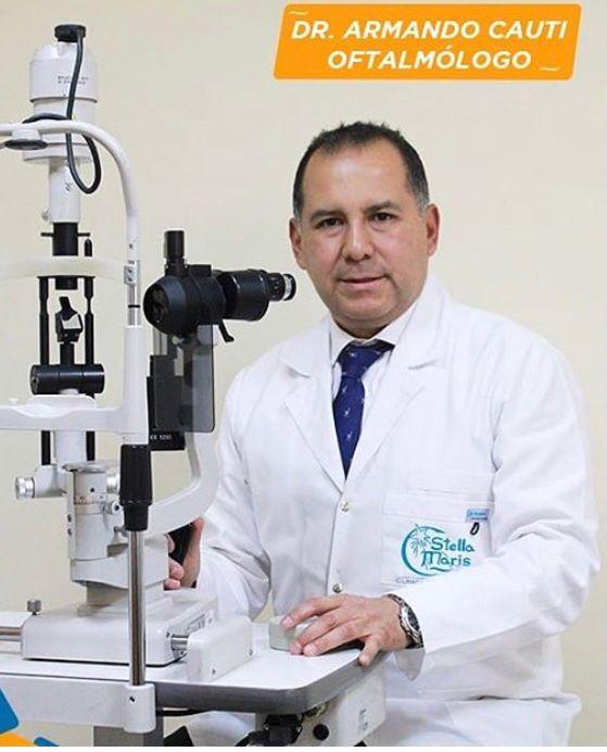 El oftalmólogo Armando Cauti señala que en los países en vías de desarrollo se estima que aproximadamente el 50% de los pacientes con glaucoma no saben que lo padecen.